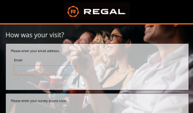 Regal Post Track Survey